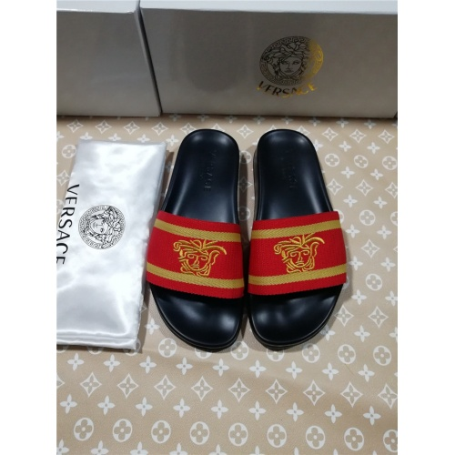 Versace Slippers For Women #752020