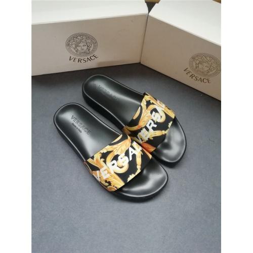 Versace Slippers For Women #752038