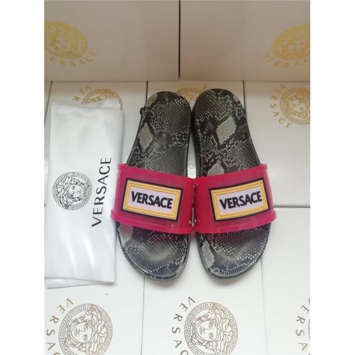 Versace Slippers For Women #752148