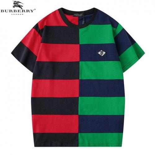 Burberry T-Shirts For Unisex Short Sleeved O-Neck For Unisex #752193