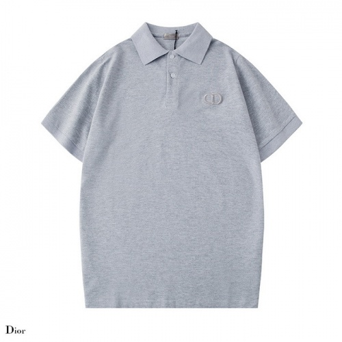 Dior T-Shirts Short Sleeved Polo For Men #752218