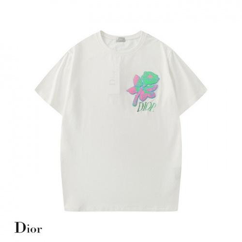 Dior T-Shirts Short Sleeved O-Neck For Men #752231