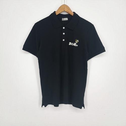 Dior T-Shirts Short Sleeved O-Neck For Men #752240