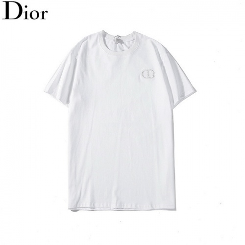 Dior T-Shirts For Unisex Short Sleeved O-Neck For Unisex #752251