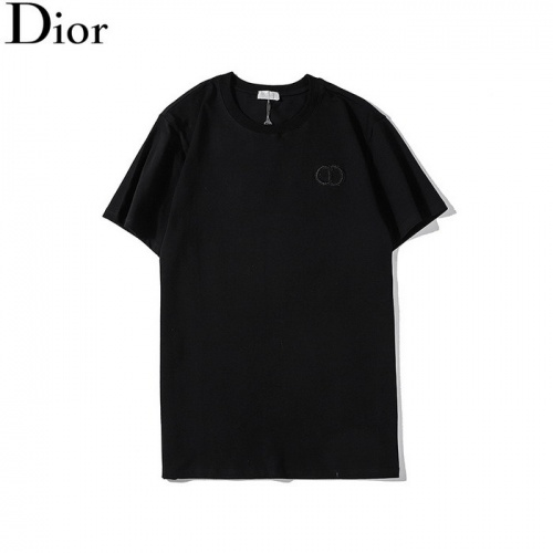 Dior T-Shirts For Unisex Short Sleeved O-Neck For Unisex #752252