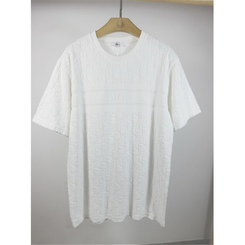 Dior T-Shirts For Unisex Short Sleeved O-Neck For Unisex #752255 $28.13 USD, Wholesale Replica Christian Dior T-Shirts