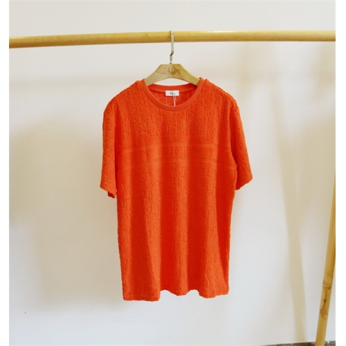 Dior T-Shirts For Unisex Short Sleeved O-Neck For Unisex #752258