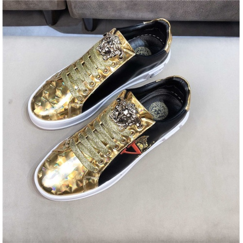 Versace Casual Shoes For Men #752276