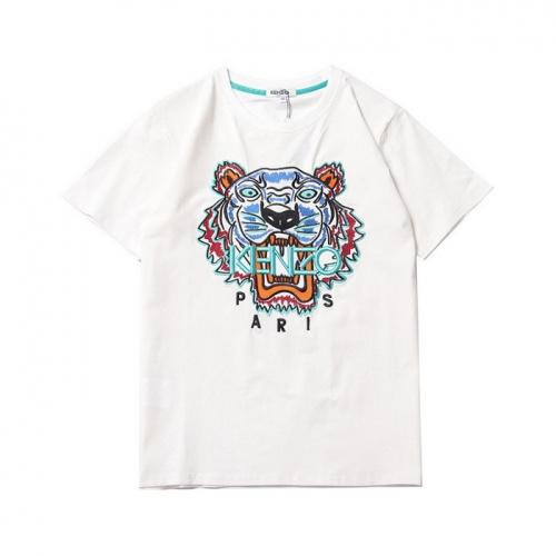 Kenzo T-Shirts For Unisex Short Sleeved O-Neck For Unisex #752621