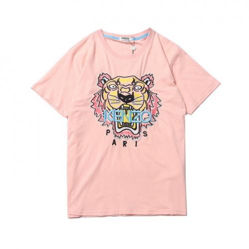 Kenzo T-Shirts For Unisex Short Sleeved O-Neck For Unisex #752639