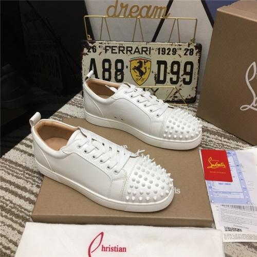 Christian Louboutin Casual Shoes For Men #752659