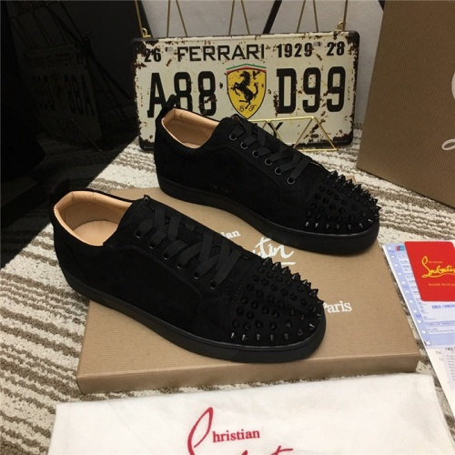 Christian Louboutin Casual Shoes For Men #752668
