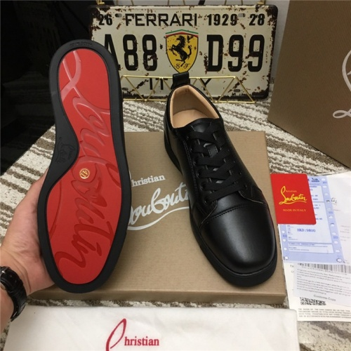 Replica Christian Louboutin Casual Shoes For Men #752677 $78.57 USD for Wholesale