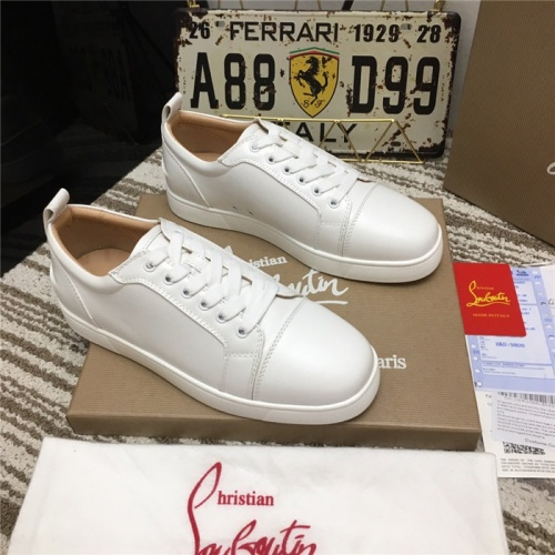 Christian Louboutin Casual Shoes For Women #752678