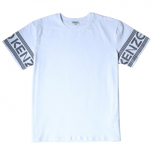 Kenzo T-Shirts Short Sleeved O-Neck For Men #752720