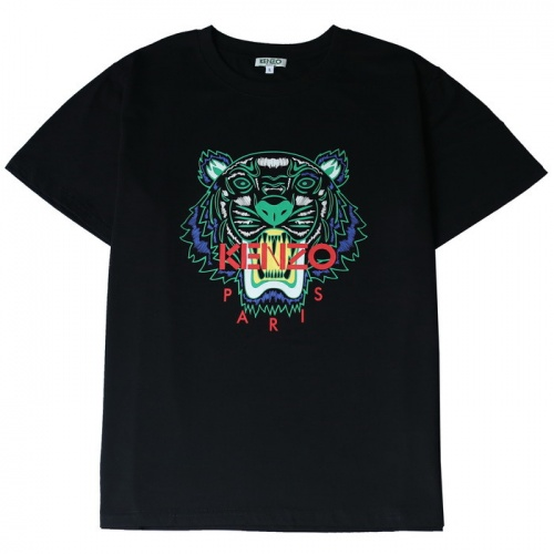 Kenzo T-Shirts Short Sleeved O-Neck For Men #752721