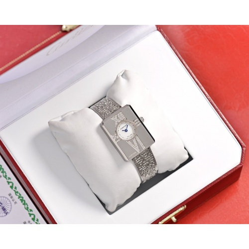 Cartier AAA Quality Watches For Women #752877