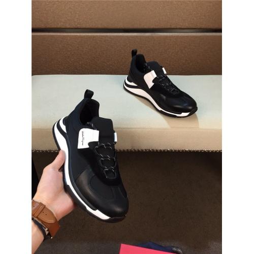 Ferragamo Salvatore FS Casual Shoes For Men #752965