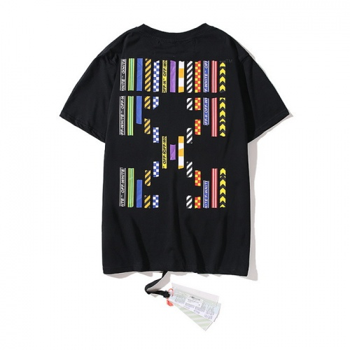 Off-White T-Shirts Short Sleeved O-Neck For Men #753015