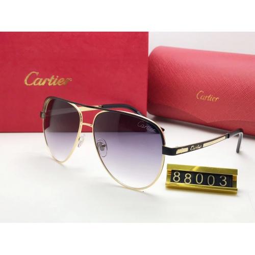 Cartier Fashion Sunglasses #753060