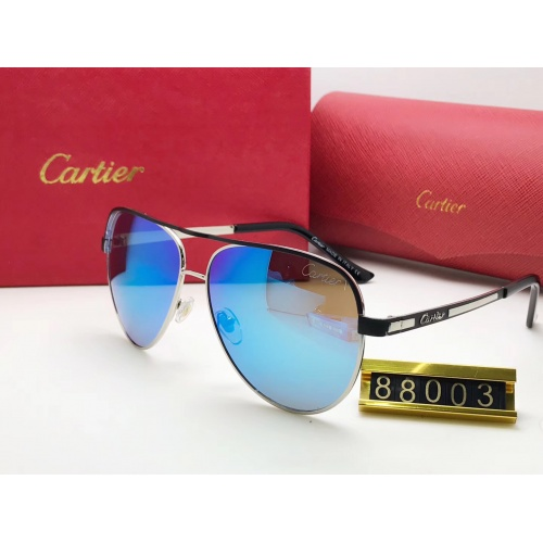Cartier Fashion Sunglasses #753062