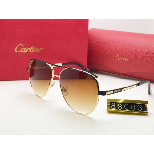 Cartier Fashion Sunglasses #753063