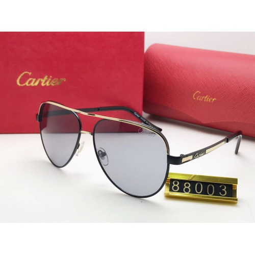 Cartier Fashion Sunglasses #753064
