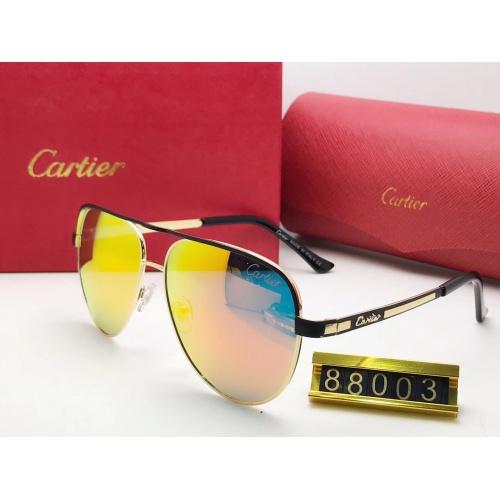 Cartier Fashion Sunglasses #753065