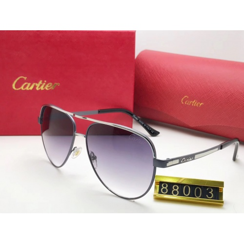 Cartier Fashion Sunglasses #753066