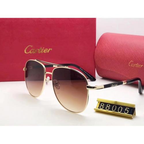 Cartier Fashion Sunglasses #753068