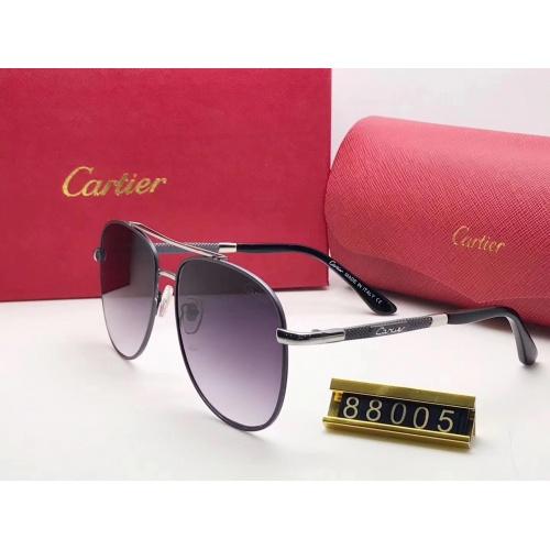 Cartier Fashion Sunglasses #753069