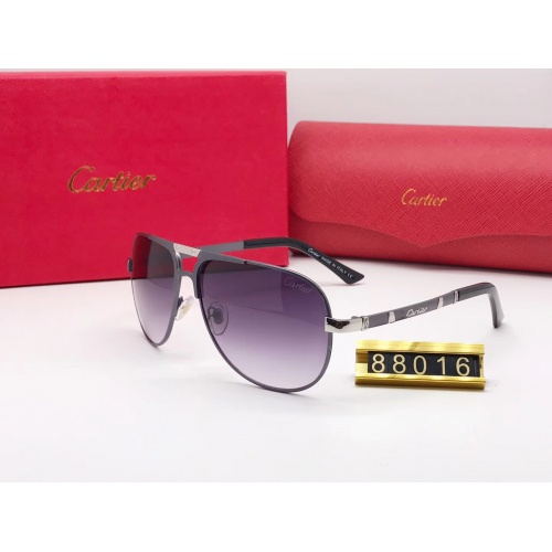 Cartier Fashion Sunglasses #753075