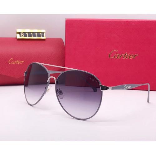 Cartier Fashion Sunglasses #753085
