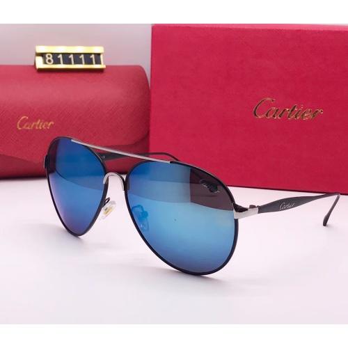 Cartier Fashion Sunglasses #753091