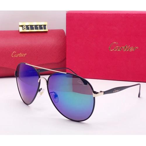 Cartier Fashion Sunglasses #753093
