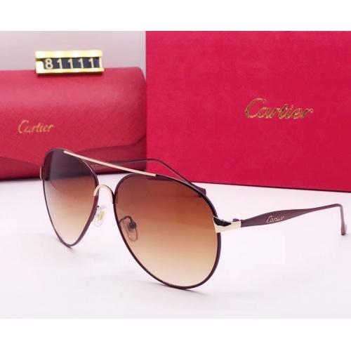 Cartier Fashion Sunglasses #753096