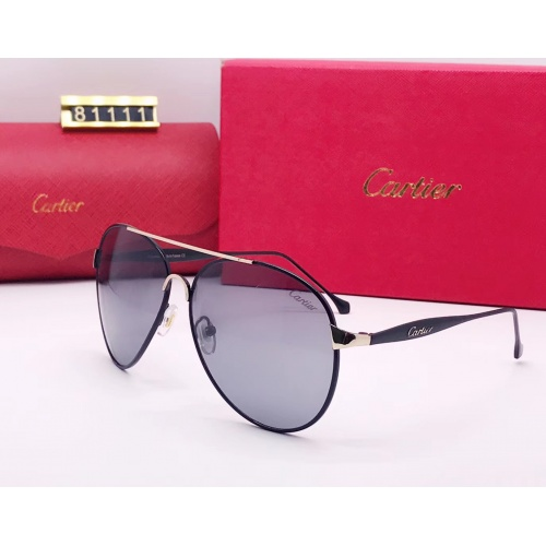 Cartier Fashion Sunglasses #753098