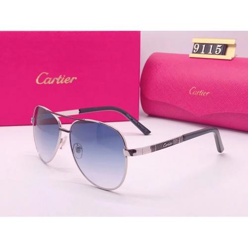 Cartier Fashion Sunglasses #753100