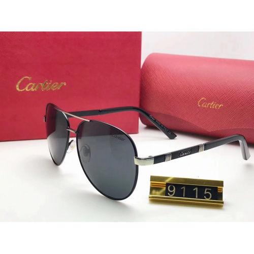 Cartier Fashion Sunglasses #753106