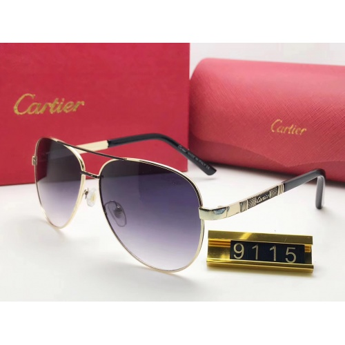 Cartier Fashion Sunglasses #753109