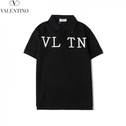 Valentino T-Shirts Short Sleeved Polo For Men #753142