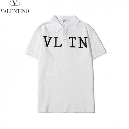 Valentino T-Shirts Short Sleeved Polo For Men #753143