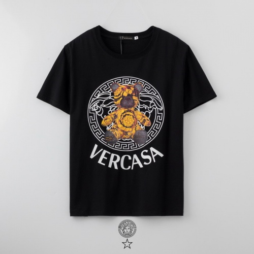 Versace T-Shirts Short Sleeved Polo For Men #753158