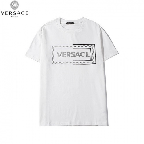 Versace T-Shirts Short Sleeved O-Neck For Men #753174