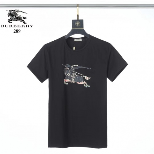 Burberry T-Shirts Short Sleeved O-Neck For Men #753366