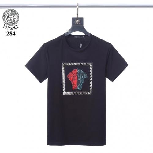Versace T-Shirts Short Sleeved O-Neck For Men #753382