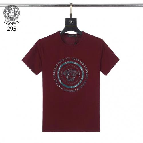 Versace T-Shirts Short Sleeved O-Neck For Men #753388