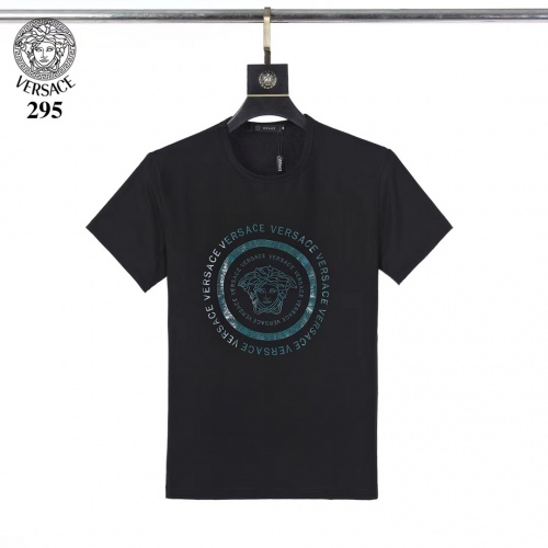 Versace T-Shirts Short Sleeved O-Neck For Men #753389
