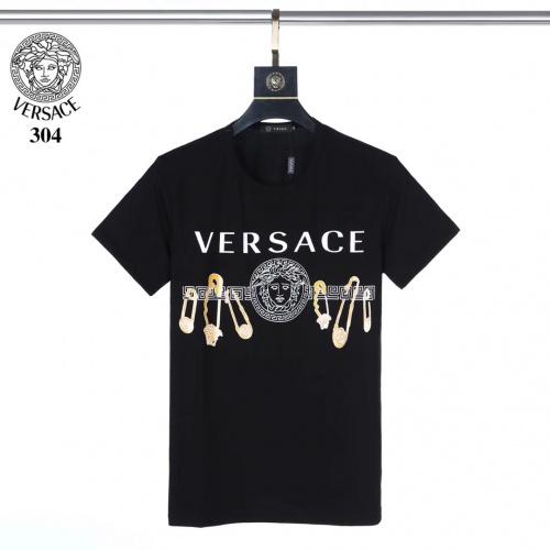Versace T-Shirts Short Sleeved O-Neck For Men #753394