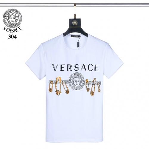 Versace T-Shirts Short Sleeved O-Neck For Men #753395
